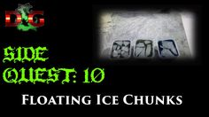 Ice, ice, baby. Today's short side quest is on to make some floating ice for your terrain. Enjoy!! 0