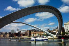 millennium bridge newcastle