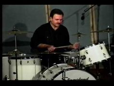 Buddy Rich licks and patterns explained by Dick Cully