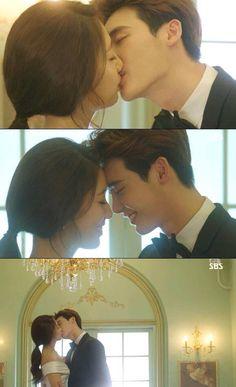 """Pinocchio"" Korean drama with Lee Jong Suk and Park Shin Hye."