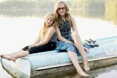 Lennon and Maisy Stella probably the best singers in the world don't believe look um up
