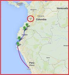 Viajar a Peru desde Colombia todo incluido viaje a Machu...