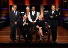 Shark Tank's Celebrity Investors Share Their Secrets about a great pitch.