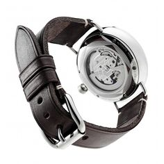 #Autodromo #Monoposto Silver Dial | Autodromo Watches | #Watches | Page And Cooper