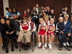 Junior glee cast