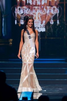 On Sunday June 8th 2014, 51 beauties walked across the Miss USA stage in some…