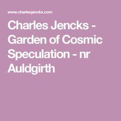Charles Jencks - Garden of Cosmic Speculation - nr Auldgirth