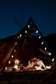 Boho chic φωτογράφιση ζευγαριού στην παραλία - Love4Weddings Boho Chic, Cute Couples Cuddling, Photoshoot Ideas, Newlyweds, Photo Sessions, Night, Live, Create, Beach