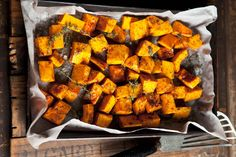This quick-and-easy side dish requires just a few minutes of prep. Try our Oven-Roasted Sweet Potatoes with Thyme recipe for a delicious side dish your guests are sure to love!