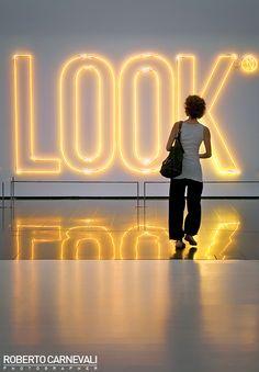 Look - (Mart Museum of Rovereto, Italy) - © Roberto Carnevali