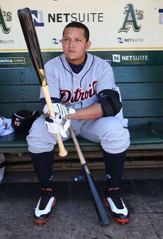 Miguel Cabrera Photos - Detroit Tigers v Oakland Athletics - Zimbio