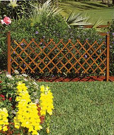 Use This Portable Expanding Fence To Keeps Pets In Or Out, As A Trellis In  Your Garden, Or Simply For A Layer Of Privacy. This Nearly Tall Fence  Expands ...