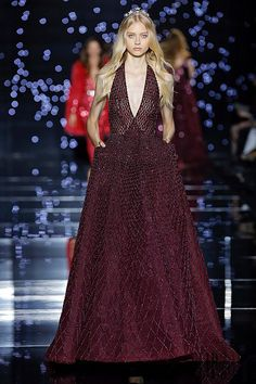 Zuhair Murad Fall-winter 2015-2016, official pictures - Couture
