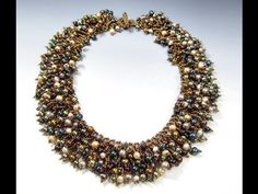 FREE Project: Fireworks Necklace - YouTube
