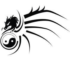 ying yang tattoos for women - Google Search