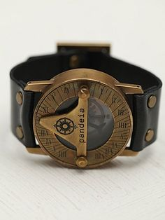 Free People - Compass Sundial Cuff…