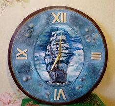 Часы Морской круиз.