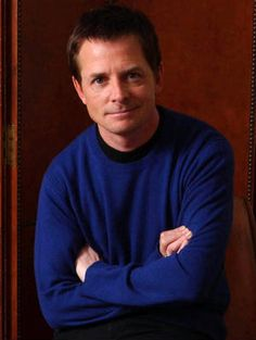 'I'm committed to showing that people with challenges can lead an active life.' Michael J. Fox