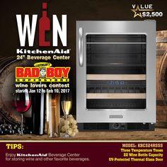 KitchenAid Wine Lovers Contest