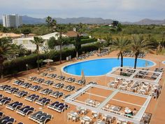 Majorca Hotel Marina Delfin Verde Spain, Europe Ideally located in the prime touristic area of Alcudia, Hotel Marina Delfin Verde promises a relaxing and wonderful visit. The hotel offers guests a range of services and amenities designed to provide comfort and convenience. To be found at the hotel are daily housekeeping, facilities for disabled guests, luggage storage, Wi-Fi in public areas, family room. All rooms are designed and decorated to make guests feel right at home, a...