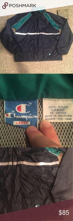 Mens Street Champion-Spark-Plugs-Logo Drawstring Pocket Sweatshirt Hoodie Tunic