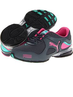 PUMA at Zappos. Free shipping, free returns, more happiness! Can't wait for my new workout shoes!!