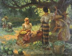 Mango vendors
