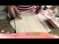 Aprenda a técnica de pátina de demolição! - YouTube