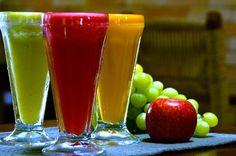 Receitas de sucos antioxidantes