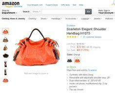 Scarleton Elegant Shoulder Handbag