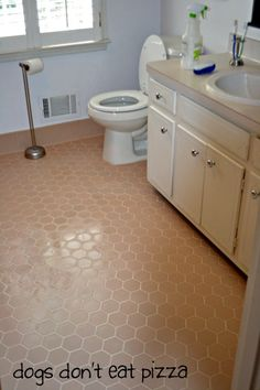 Awesome natural way to clean that dirty grout!