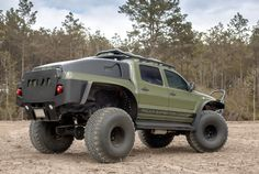 The Polar Toyota Tacoma is kitted-out to cope with the most inhospitable climate imaginabl...
