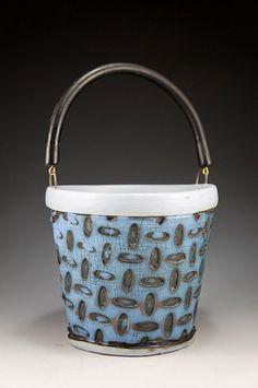 Jeremy Randall Blue Bucket