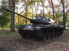 M41A3 Walker Bulldog Light Tank (USA)