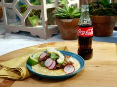 Rethink your dinner routine with Marcela's crowd-pleasing carnitas. Sponsored by @cocacola.