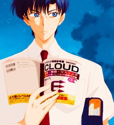 Sailor Moon Crystal Mamoru Chiba