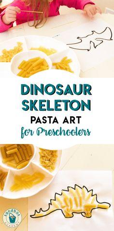 Dinosaur Preschool Activities - Sandbox Academy