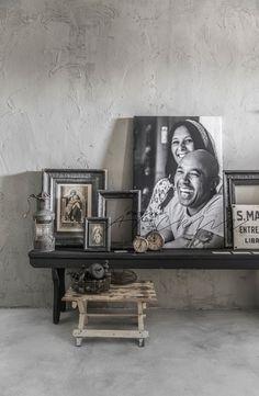 MYRNA'S HOME | L'AUTHENTIQUE PAINTS | PAULINA ARCKLIN | Photographer + Photo Stylist