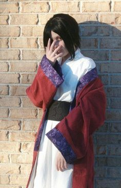 Akito Cosplay by NewCosplayClub on DeviantArt Fruits Basket Cosplay, Group Cosplay, Best Cosplay, Anime Cosplay, Akita, Plaid Scarf, Poses, Deviantart, Costumes