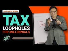 How Rich People Avoid Paying Taxes -Robert Kiyosaki - YouTube