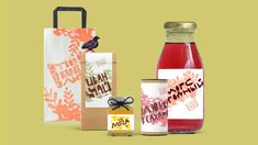 10 Package Designs For Regional Products by RANEPA Graphic Design Students on Packaging of the World - Creative Package Design Gallery
