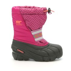 Sorel Kids' Cub Graphic 15 Boot - at Moosejaw.com