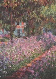 This year we are celebrating the life of the artist and gardener, Claude Monet. From May 19th until October 21st you will find our show houses, water lily pools, and exhibition galleries re-creating and displaying pieces of the famous Impressionist's life.