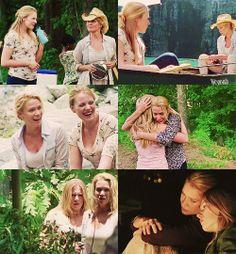 Andrea & Amy, The Walking Dead
