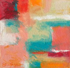 Original Abstract Painting by EdieFaganArt on Etsy