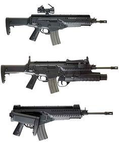 Beretta ARX-160 assault rifle