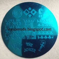 ♥ Placa BP-63 de la web Born Pretty Store -> www.bornprettystore.com