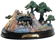 """Snow White - Enchanted Places - """"Seven Dwarfs' Jewel Mine"""""""