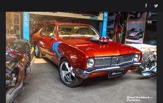 Holden Monaro HT 1969