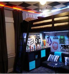 Ideas For Teen Bedrooms
